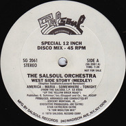 The Salsoul Orchestra - West Side Story (Medley)