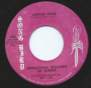 The Sensational Skylarks Of Detroit - Jericho Road / Nobody Knows