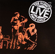 The Sonics - Live / Fanz Only
