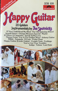 The Spotnicks - Happy guitar - 20 golden instrumentals by the Spotnicks