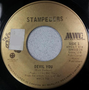 The Stampeders - Devil You / Giant In The Streets