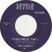 The Stereos - Stereo Freeze