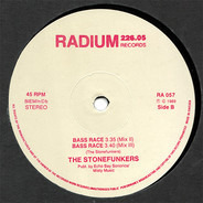 The Stonefunkers - Talk!!