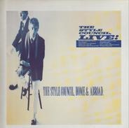 The Style Council - Home And Abroad - The Style Council, Live!