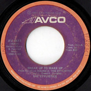 The Stylistics - Break Up To Make Up / You And Me