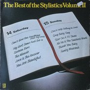The Stylistics - The Best Of The Stylistics Volume II