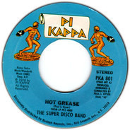 The Super Disco Band - Hot Grease / A Song For You