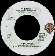 The Time - Jungle Love