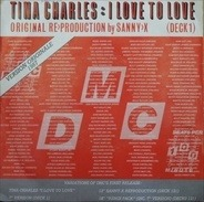 The Tina Charles / Biddu Orchestra - I Love To Love / Sunburn