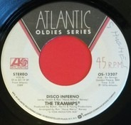 The Trammps - Disco Inferno / The Night The Lights Went Out