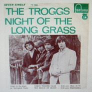 The Troggs - Night Of The Long Grass - Girl In Black