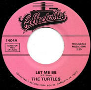 The Turtles - Let Me Be