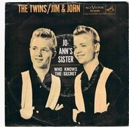 The Twins - Jo-Ann's Sister / Who Knows The Secret