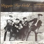 The Undertakers, The Nameless, The Moods a.o. - Diggin' For Gold Vol 2