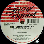"The Untouchables - Go Bah! (Los Africanos) / ""Little"" Louie Anthem Part II"