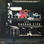 The Velvet Underground - Live At Max's Kansas City