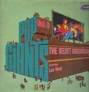 The Velvet Underground - Pop Giants, Vol. 9