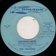 The Ventures - Ram-Bunk-Shush