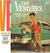The Ventures - 4 Original Albums