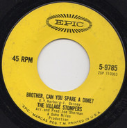 The Village Stompers - Brother, Can You Spare A Dime