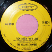 The Village Stompers - From Russia With Love / The Bridges Of Budapest