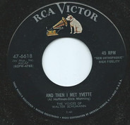 The Voices Of Walter Schumann - And Then I Met Yvette / If I Had My Druthers