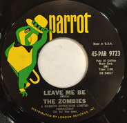 The Zombies - Tell Her No / Leave Me Be