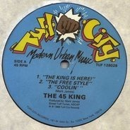 The 45 King - The King Is Here!