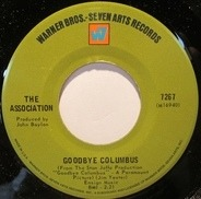 The Association - Goodbye Columbus
