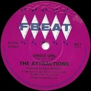 The Attractions - Single Girl