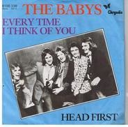 The Babys - Every Time I Think Of You / Head First