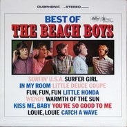 The Beach Boys - Best Of The Beach Boys