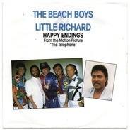 The Beach Boys & Little Richard - Happy Endings