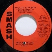 The Caravelles - Have You Ever Been Lonely (Have You Ever Been Blue)
