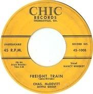 The Chas McDevitt Skiffle Group - Freight Train