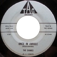 The Chimes - Once In Awhile / Summer Night