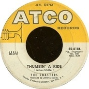 The Coasters - Thumbin' A Ride / Wait A Minute