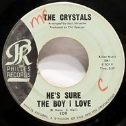 The Crystals - He's Sure The Boy I Love