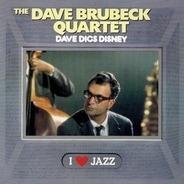 The Dave Brubeck Quartet - Dave Digs Disney