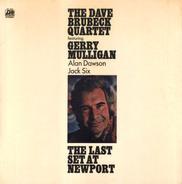 The Dave Brubeck Quartet - The Last Set At Newport