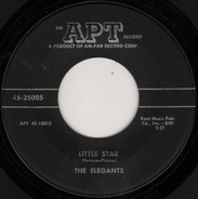The Elegants - Little Star / Getting Dizzy