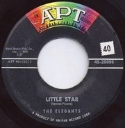The Elegants - Little Star