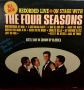 The Four Seasons - On Stage With The Four Seasons