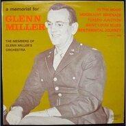 The Glenn Miller Orchestra - A Memorial For Glen Miller