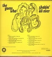 The Guess Who , Chad Allan & The Expressions - Shakin' All Over