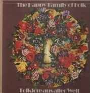 Los Barbudos, Cuco Sanchez, The Clancy Brothers a.o. - The Happy Family of Folk - Folklore aus aller Welt