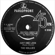 The Hollies - Just One Look