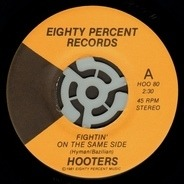 The Hooters - Fightin' On The Same Side