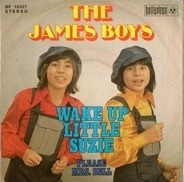 The James Boys - Wake Up Little Suzie