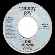 The Jonzun Crew - Space Cowboy / Space Is The Place